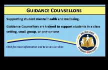 Guidance Counsellors